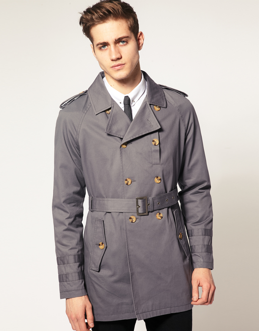 2011 and  2012 Winter Coat Trends For Men
