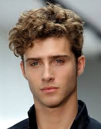 2014 Men's Hairstyles - Curly Long Hair