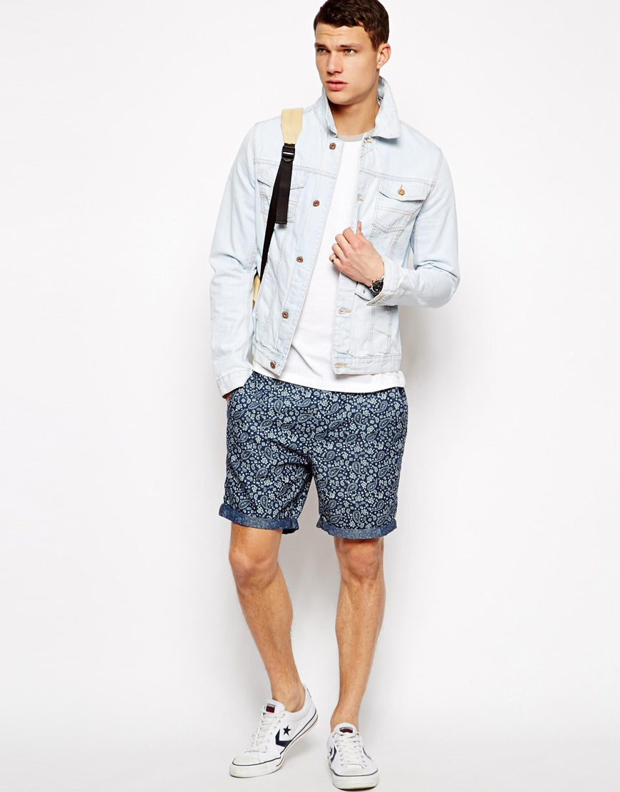 2014 Men's Summer Fashion Trends - Statement Shorts 3