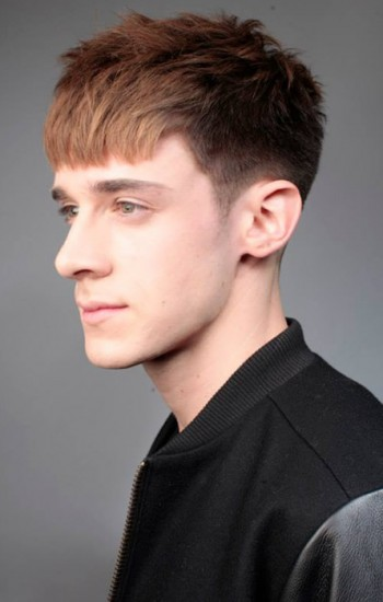 2014 Spring and  Summer Men's Haircuts and Hair Trends
