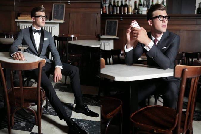 Dsquared2 Spring Summer 2014 Classic Collection Men's Lookbook 2