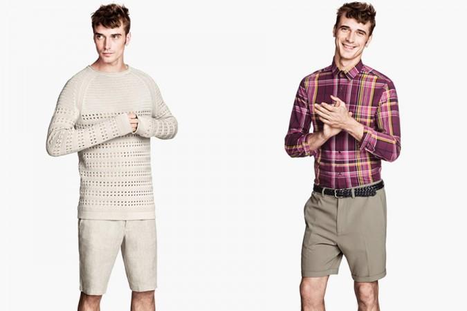 H&M Spring Summer 2014 Men's Lookbook
