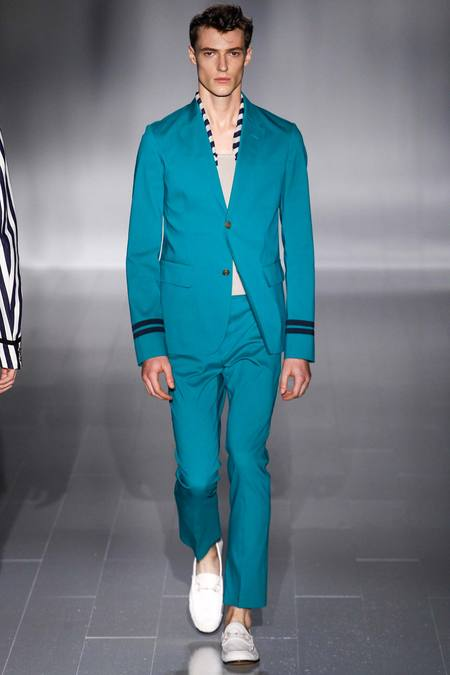 Men's Fashion Week Spring - Summer 2015 Trends 10