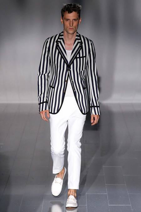 Men's Fashion Week Spring - Summer 2015 Trends 11