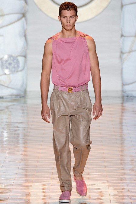 Men's Fashion Week Spring - Summer 2015 Trends 12