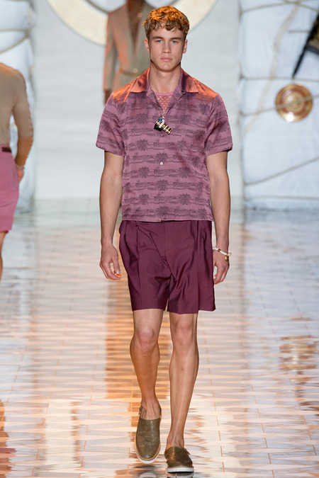 Men's Fashion Week Spring - Summer 2015 Trends 13