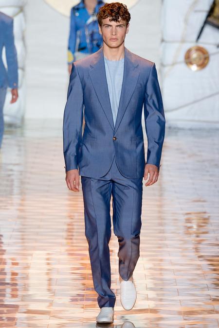 Men's Fashion Week Spring - Summer 2015 Trends 14
