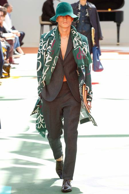 Men's Fashion Week Spring - Summer 2015 Trends 15