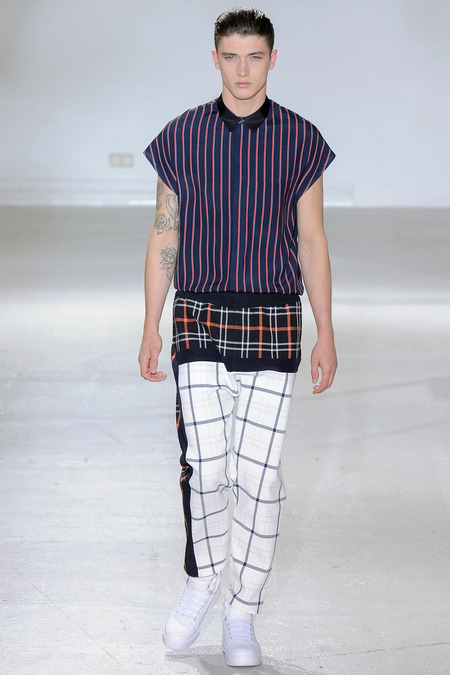 Men's Fashion Week Spring - Summer 2015 Trends 2