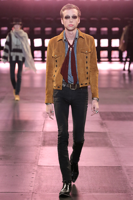 Men's Fashion Week Spring - Summer 2015 Trends 5