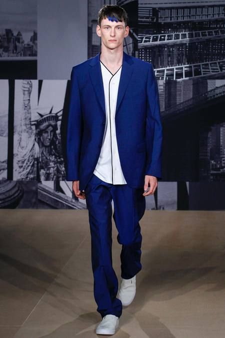 Men's Fashion Week Spring - Summer 2015 Trends 8