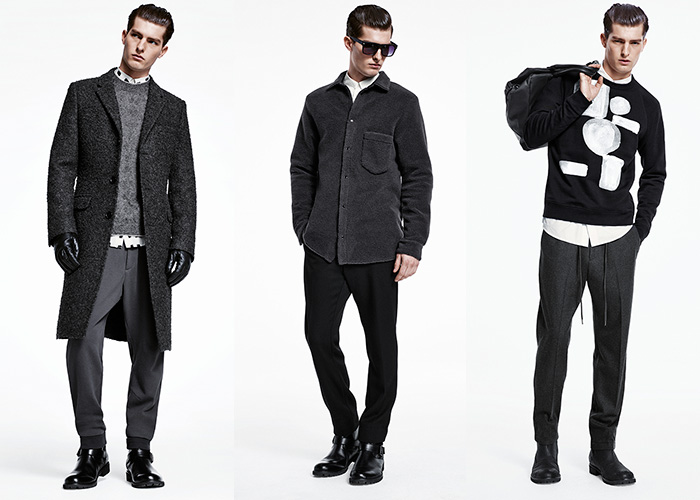 H&M Men's Fall- Autumn 2014 Lookbook 9