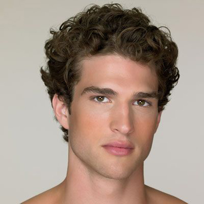 2014 Men's Hairstyles - Curly Long Hair - Styles That Work ...